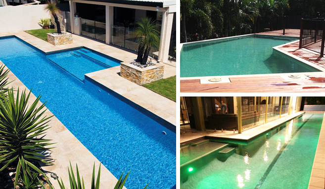 Swimming pool builders sunshine coast pool builders qld for Pool design queensland